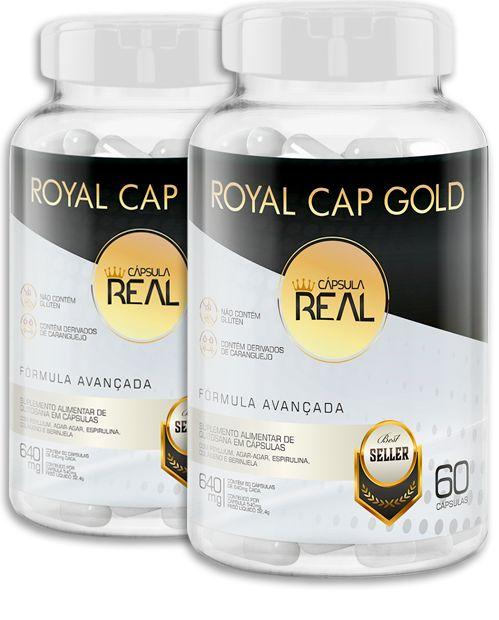 Royal Cap Gold
