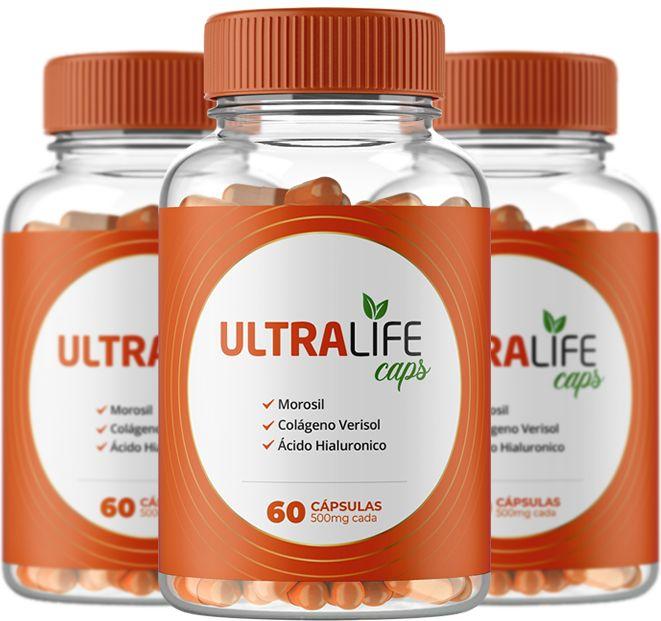 Ultra Life Caps