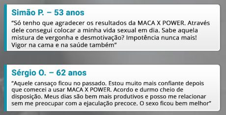 Maca X Power